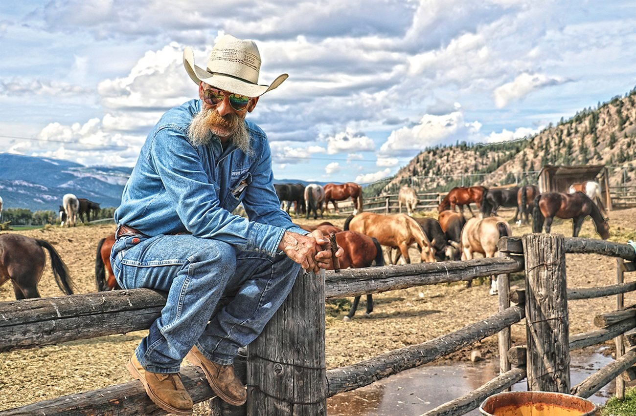 Share Your Canada Photo Contest - lonesome cowboy