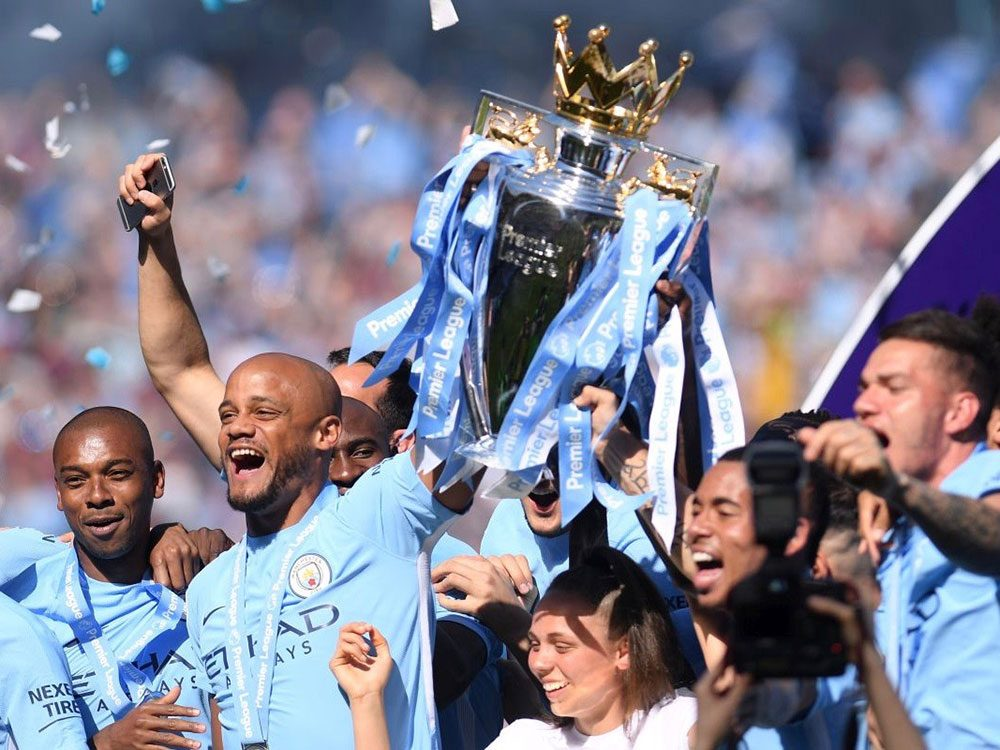 Sports documentaries - All or Nothing: Manchester City