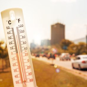 Summer forecast across Canada - heat in Montreal