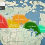 Here's the Summer Forecast Across Canada, According to AccuWeather