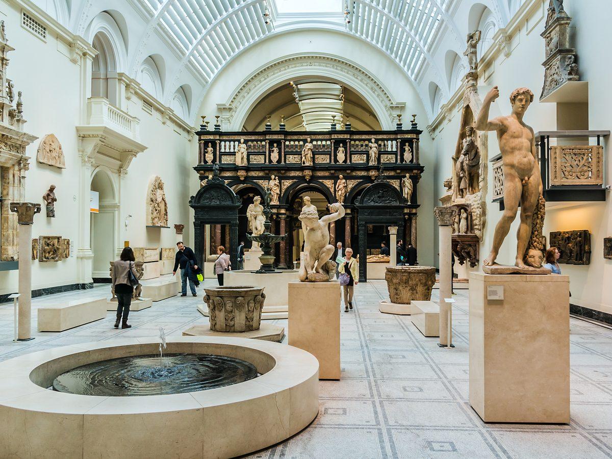 London art museum