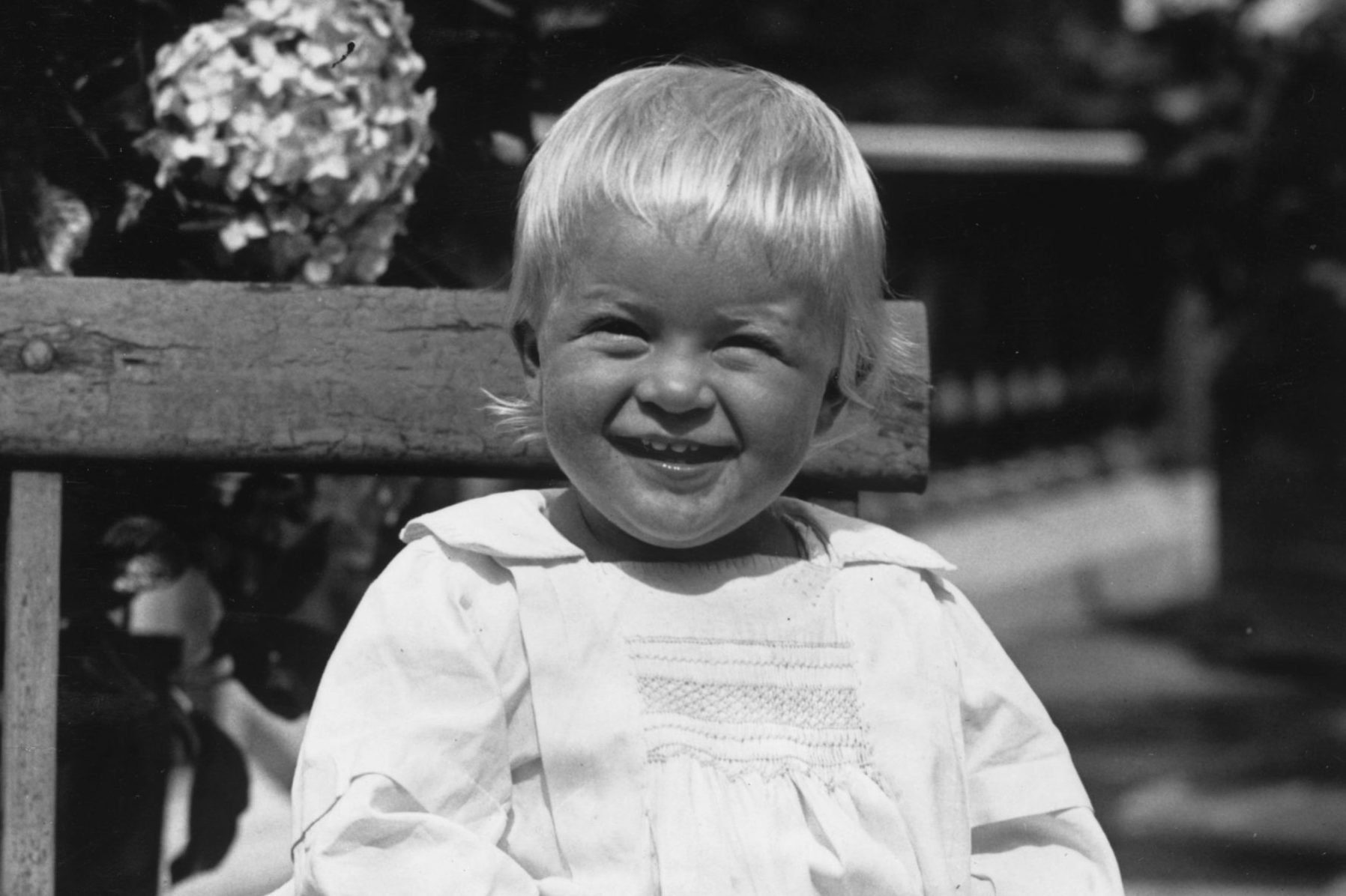 Baby Prince Philip