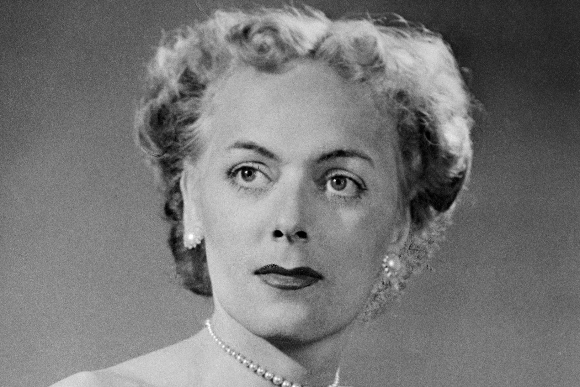 Christine Jorgensen Showing New Appearance