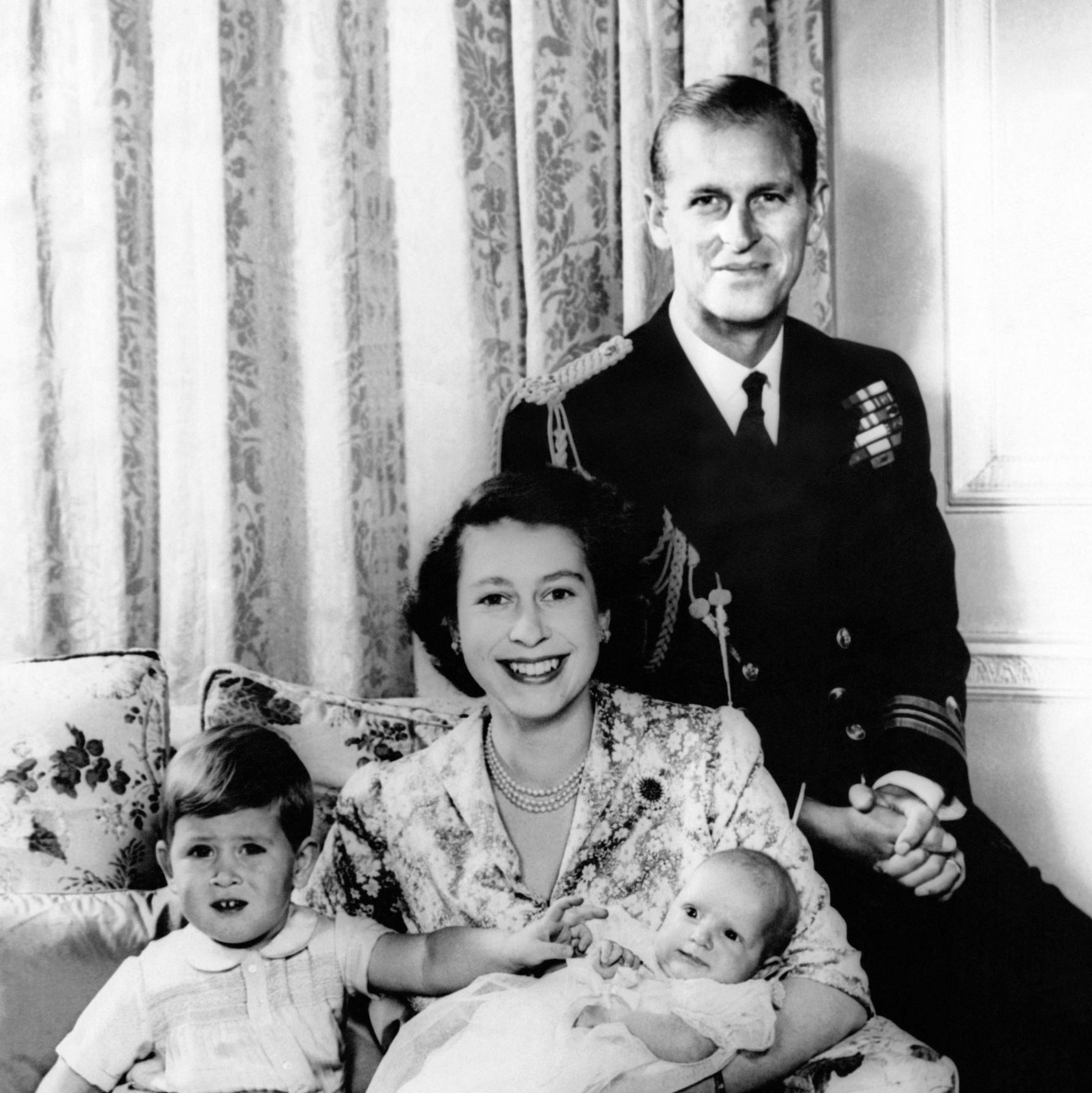 The birth of Princess Anne