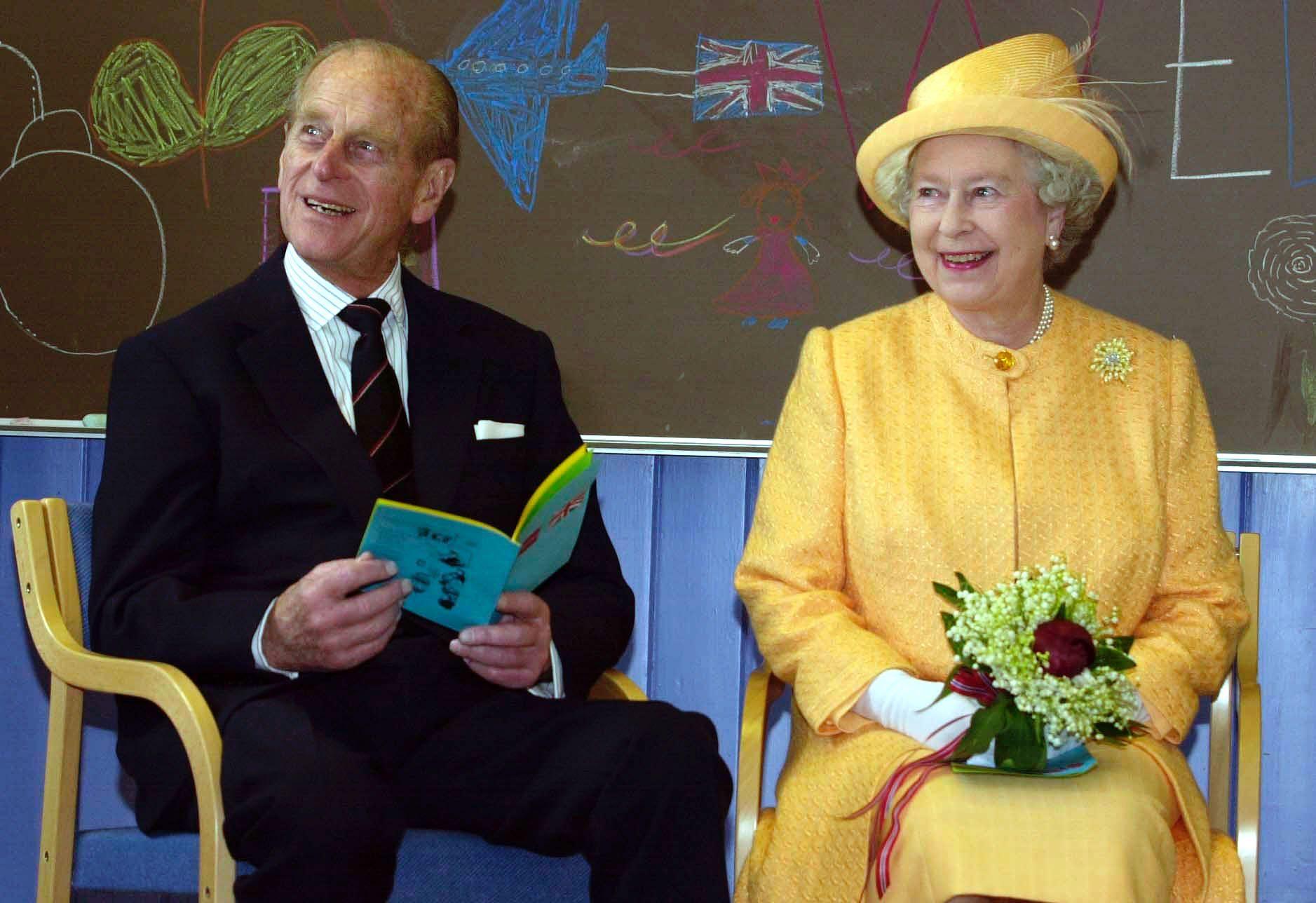 Queen Elizabeth II State Visit to Norway