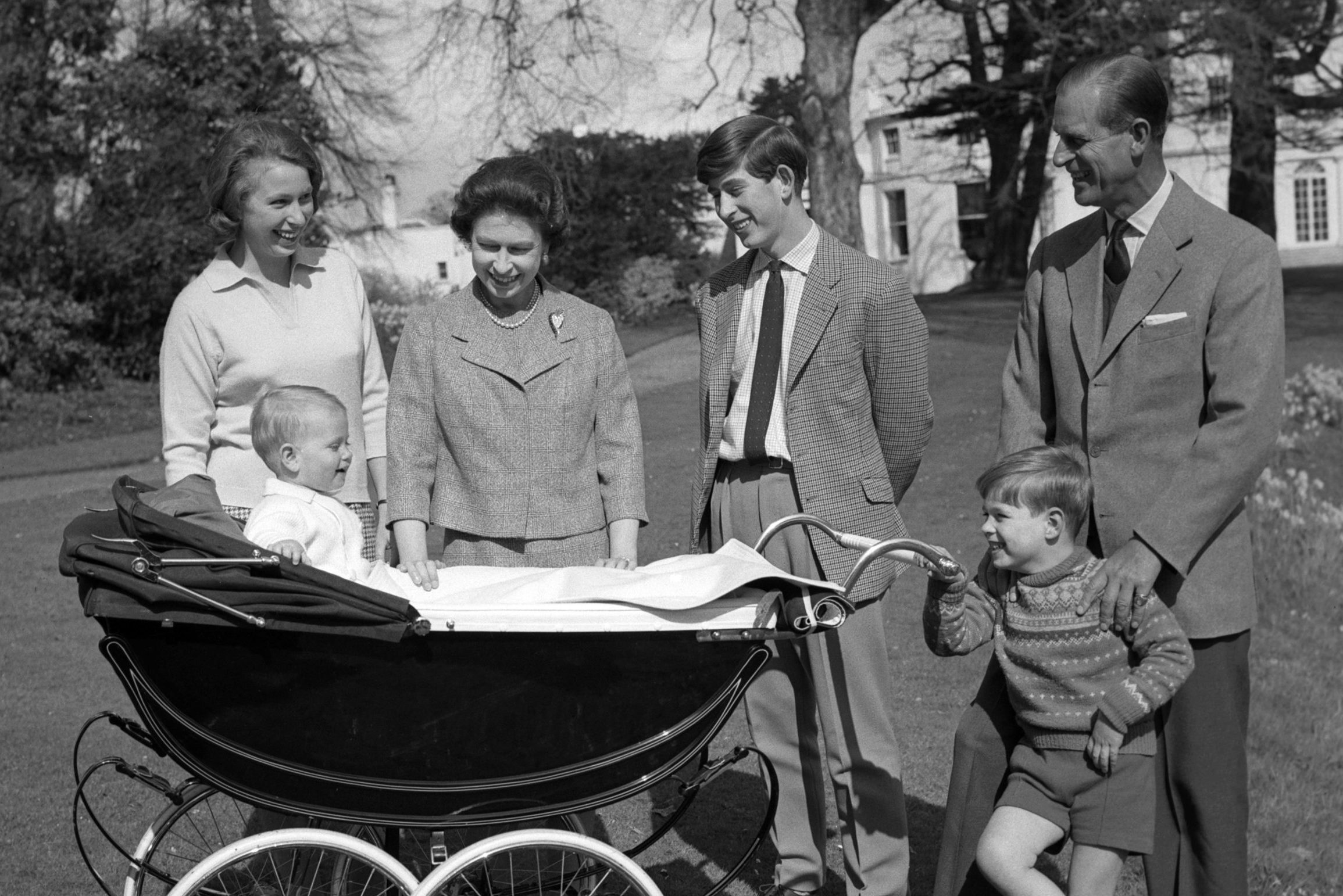 39th Birthday Celebration - Queen Elizabeth II - Frogmore House - Windsor