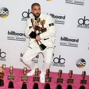 Best Canadian albums - Drake at the 2017 Billboard Awards Press Room at the T-Mobile Arena on May 21, 2017 in Las Vegas, NV