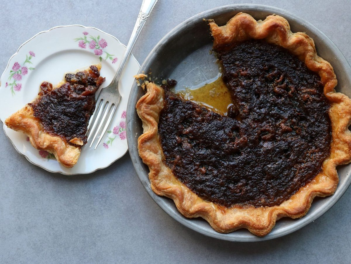 Canada Day activities - butter tart pie recipe