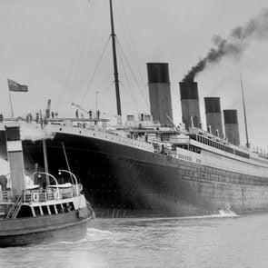 Canadian shipwrecks - RMS Titanic