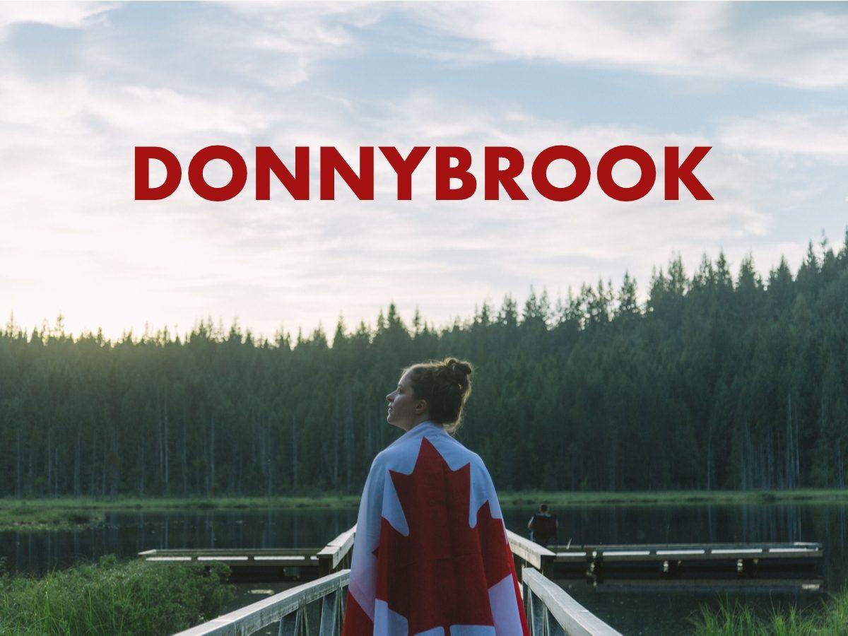 Canadian slang terms - Donnybrook