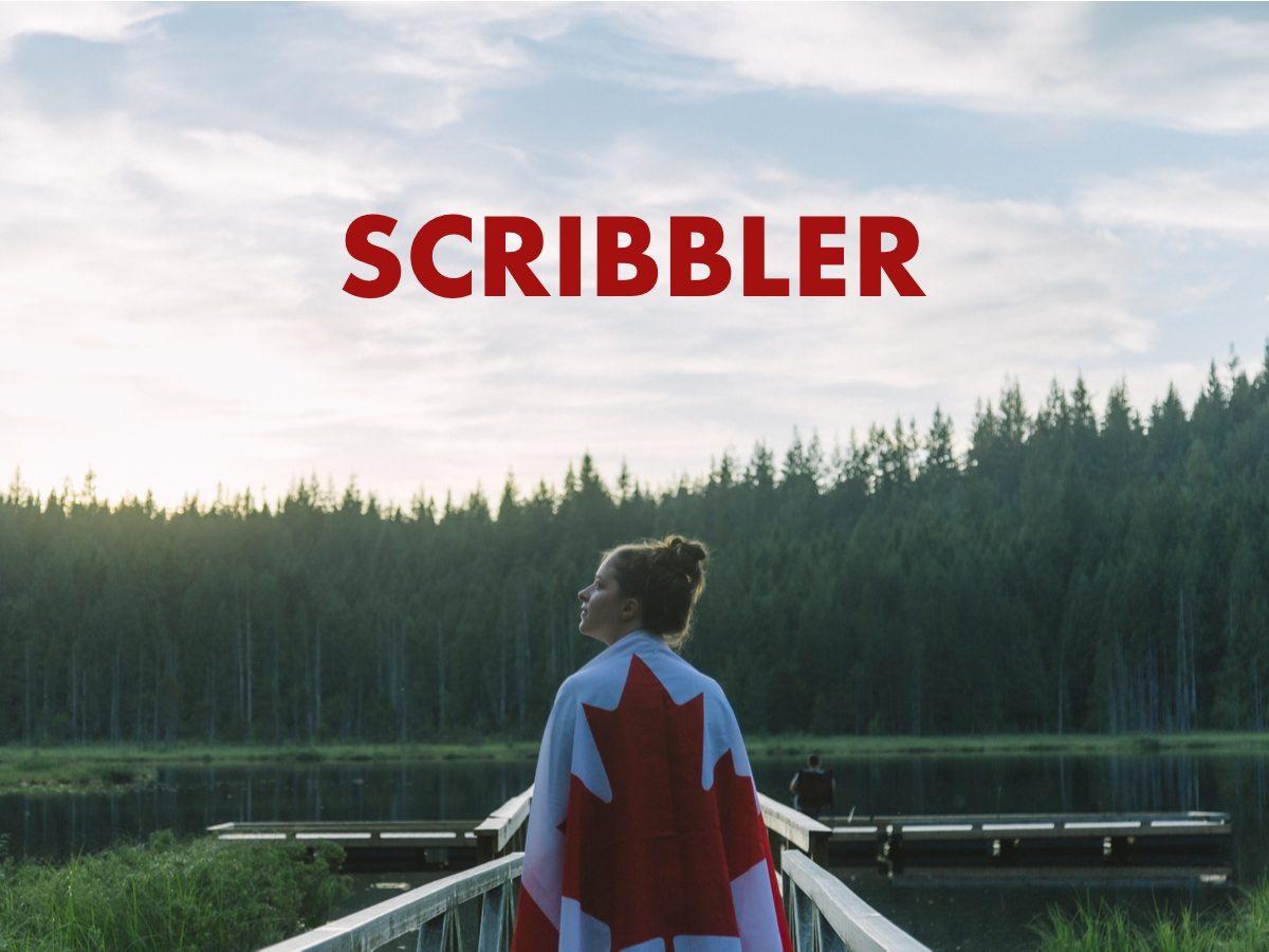 Canadian slang terms - Scribbler