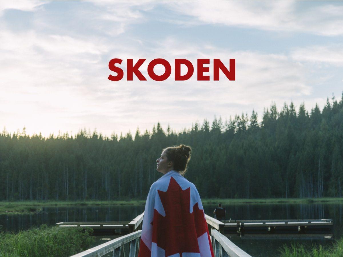 Canadian slang terms - Skoden