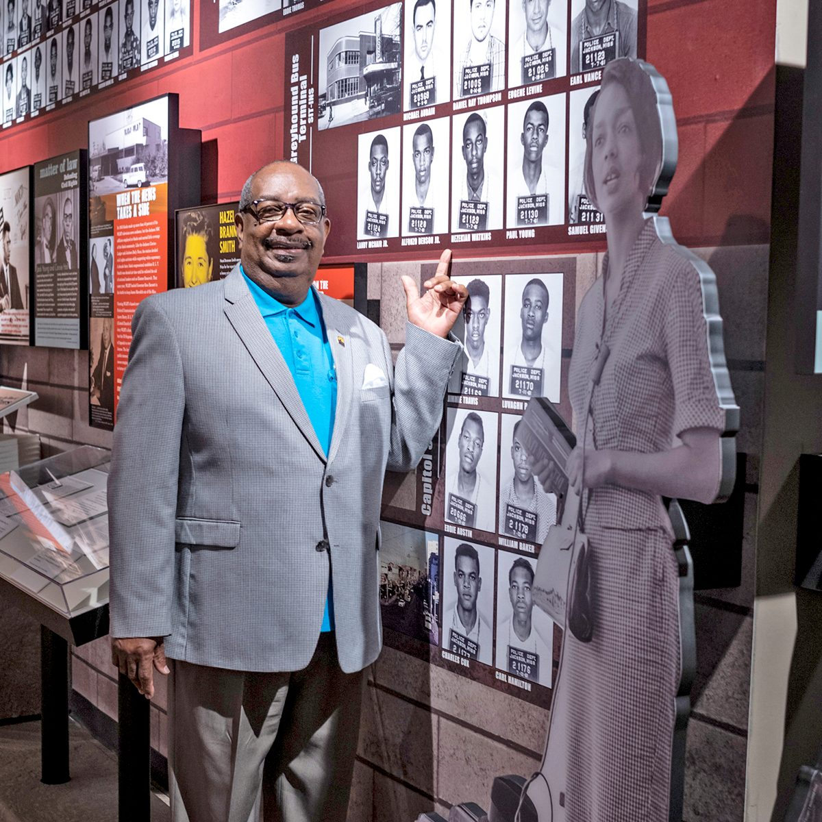 "Civil Rights Trail - Hezekiah ""Heck"" Watkins"