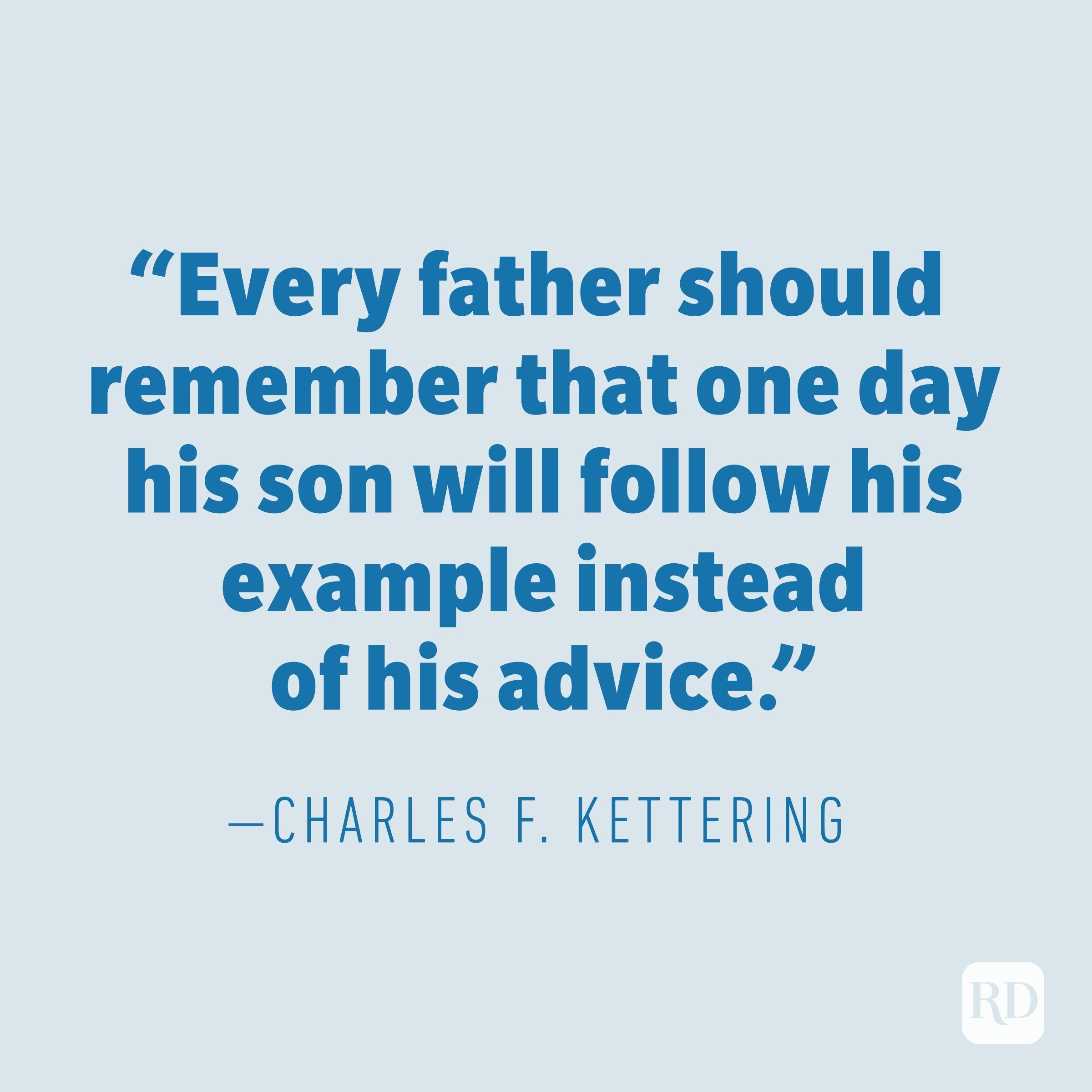 Charles F. Kettering quote