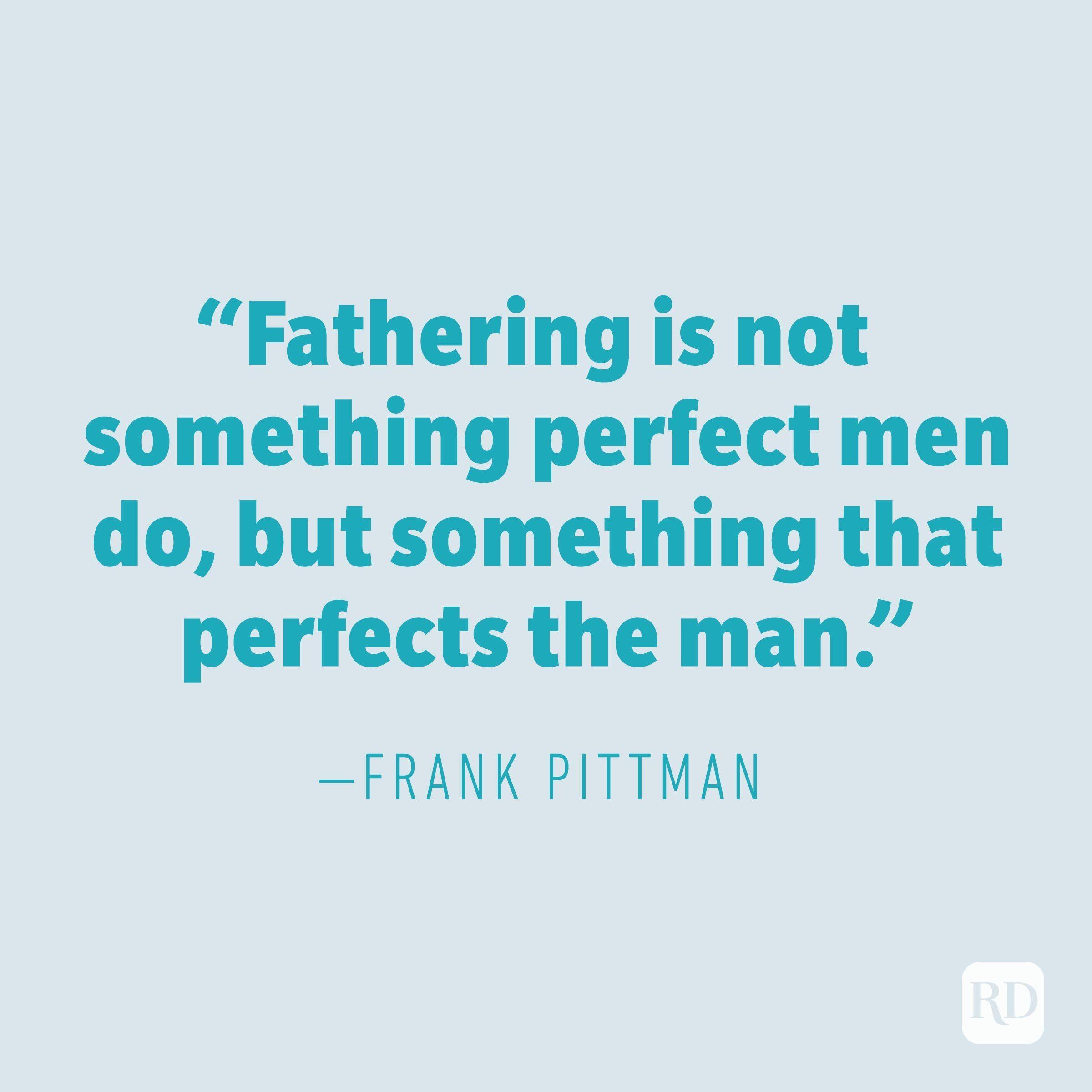 Frank Pittman quote