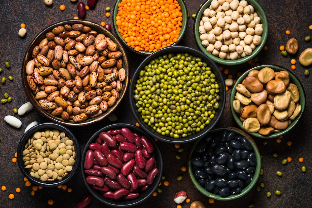 healthy eating tips - beans
