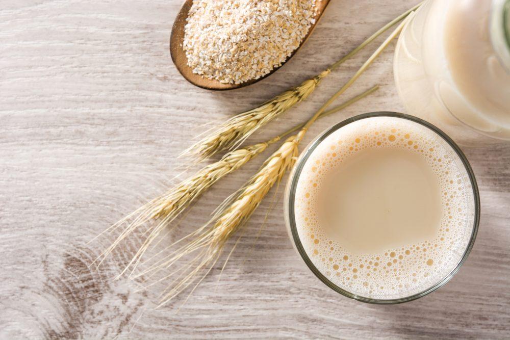 healthy eating tips - alternative milk