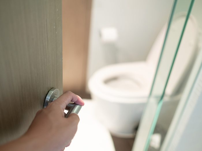 How to promote healthy bowel movements - going to the toilet