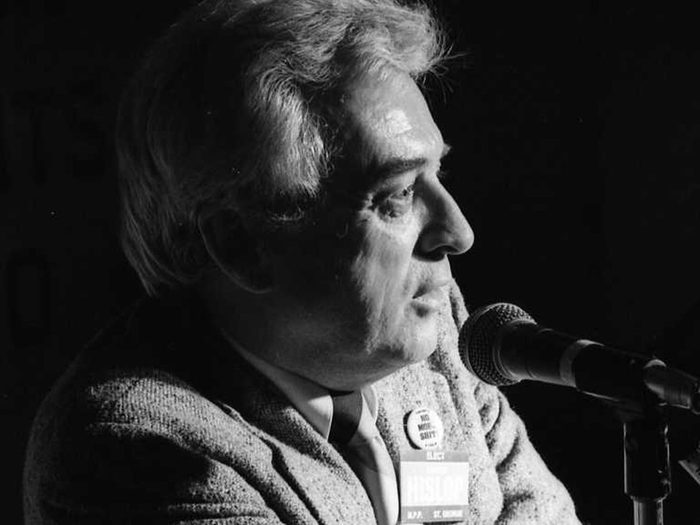 George Hislop