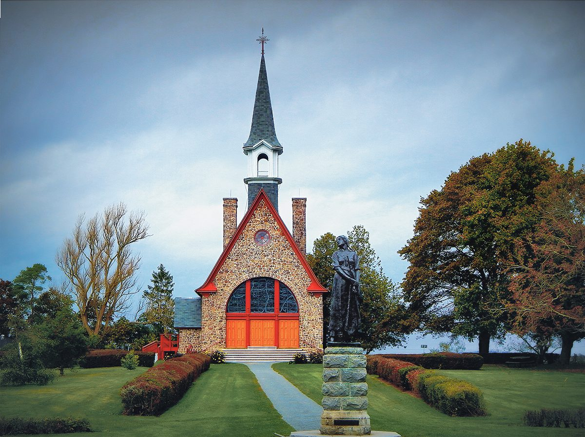 Memorial Chapel of Grand Pré National Historic Site