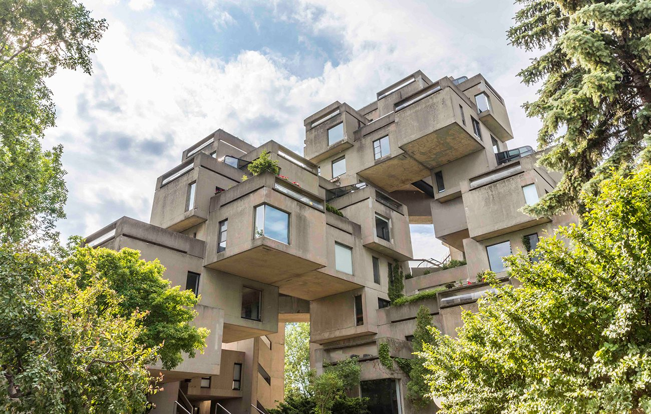 Most famous house in every province - Habitat 67