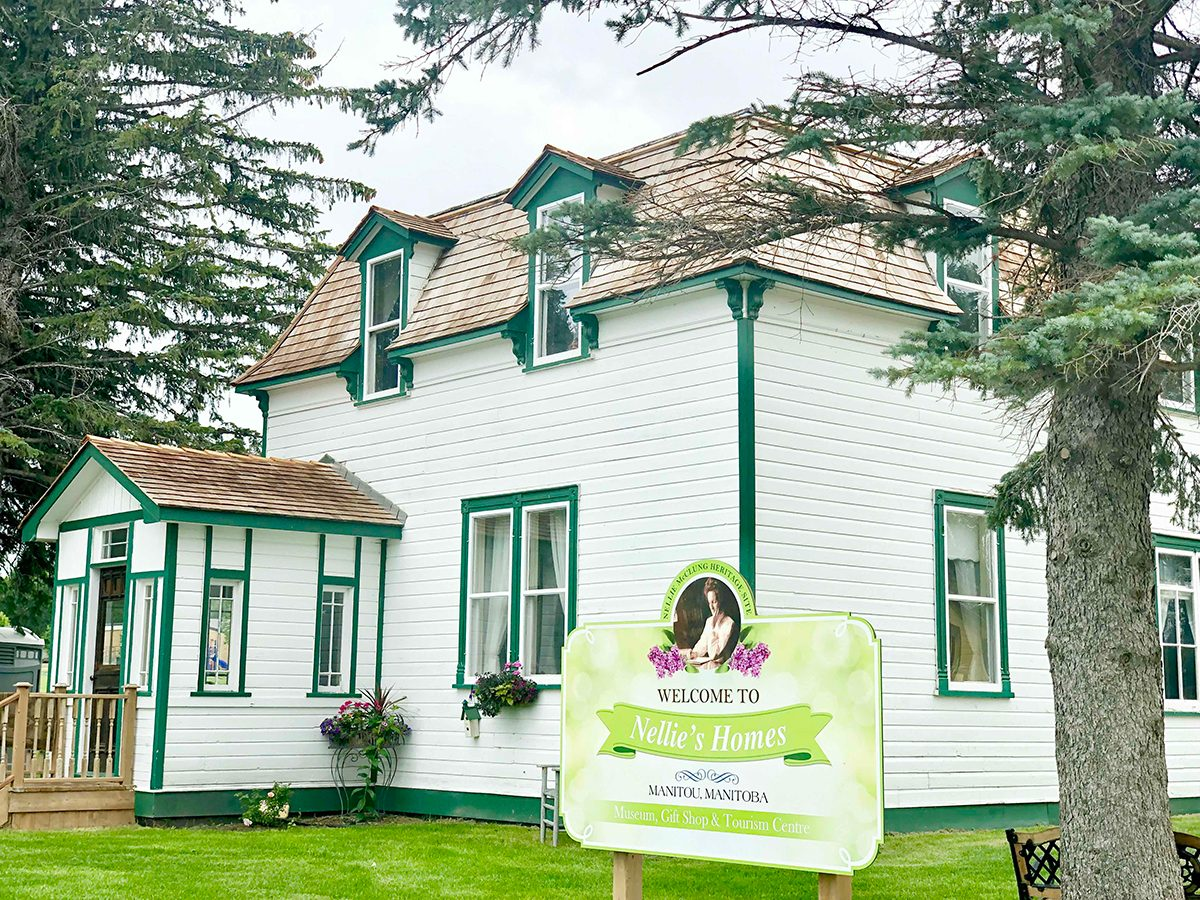Most famous house in every province - Nellie's Homes