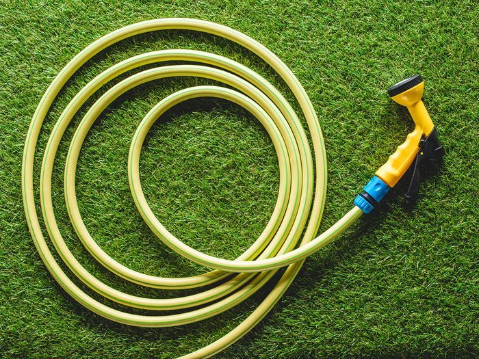 New uses for an old garden hose