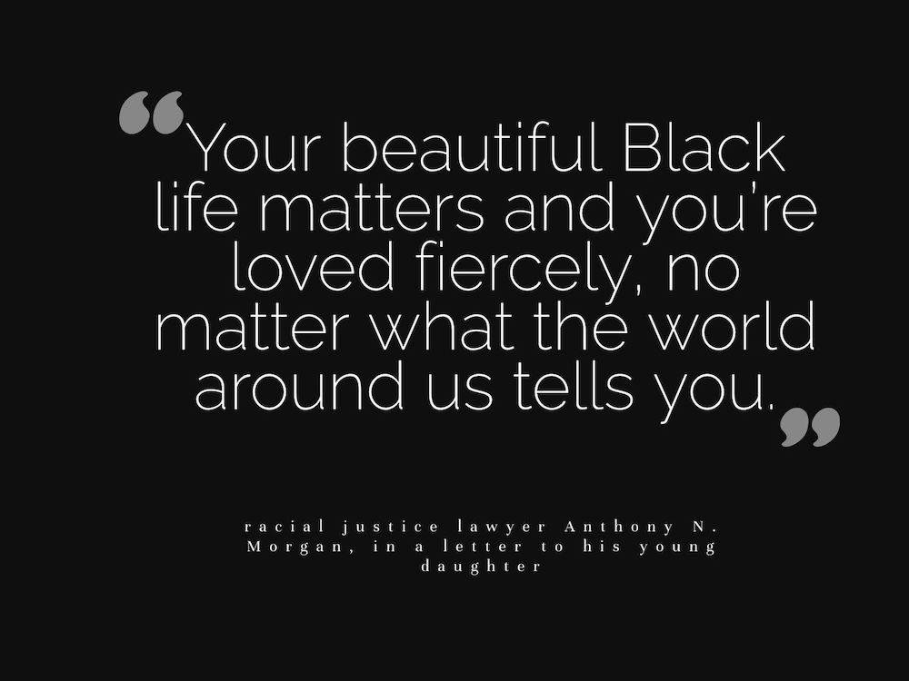 Black Lives Matter - Anthony N Morgan