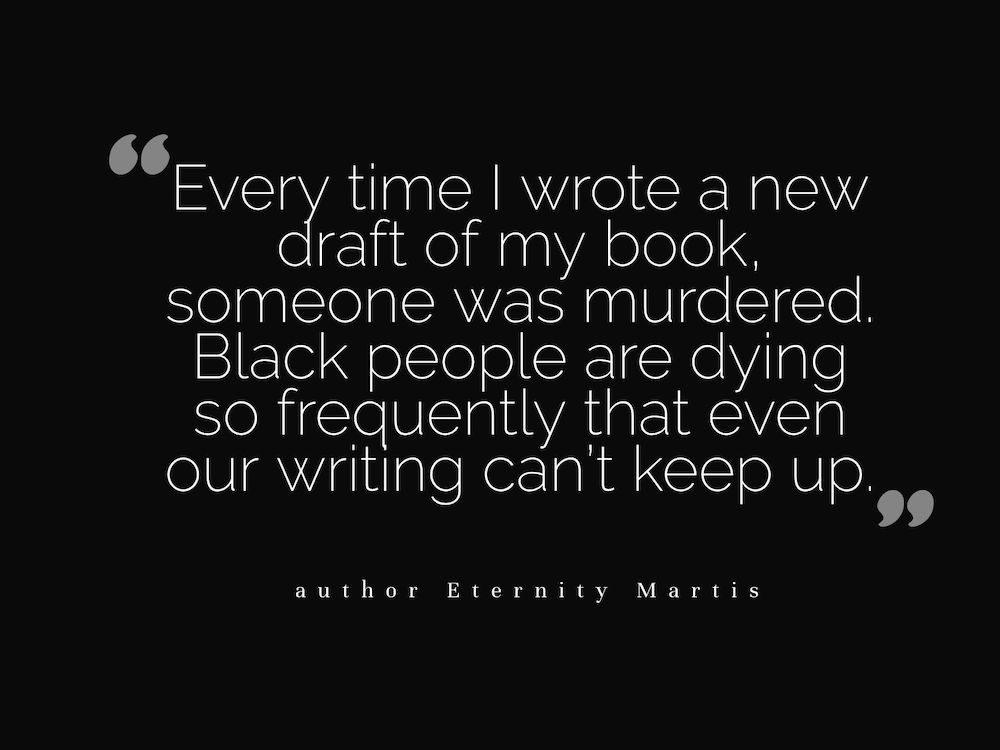 Black Lives Matter - Eternity Martis