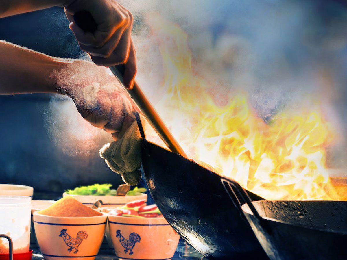 Travel documentaries - Street Food: Asia