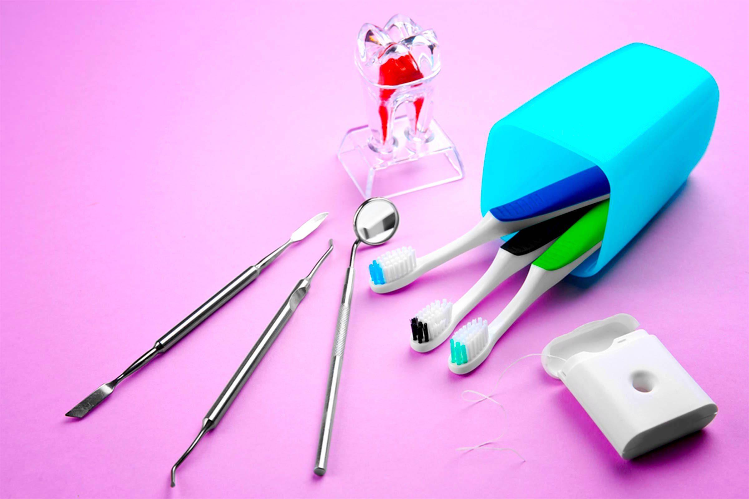 teeth cleaning tools