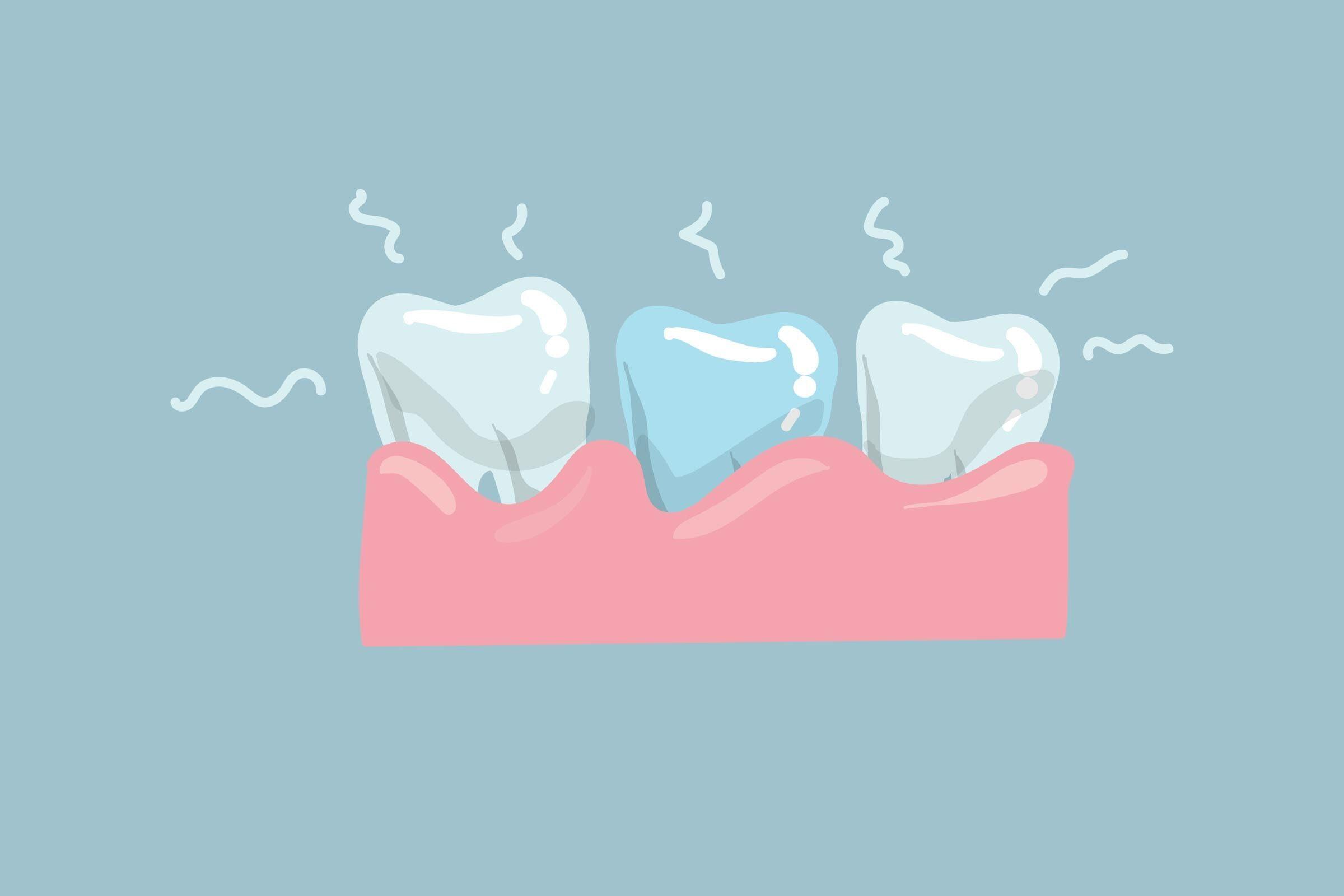 sensitive teeth