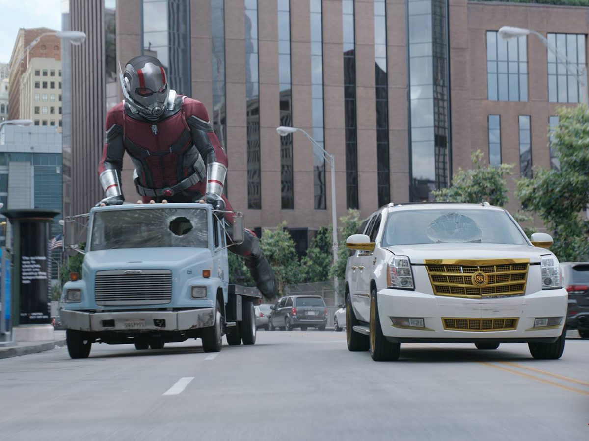 Best action movies on Netflix Canada - Ant Man & The Wasp
