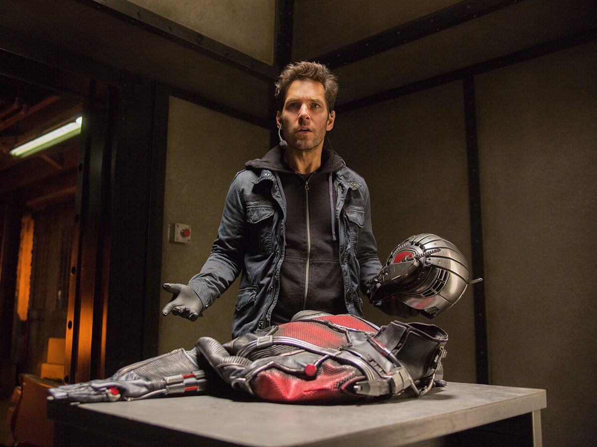 Best action movies on Netflix Canada - Ant-Man