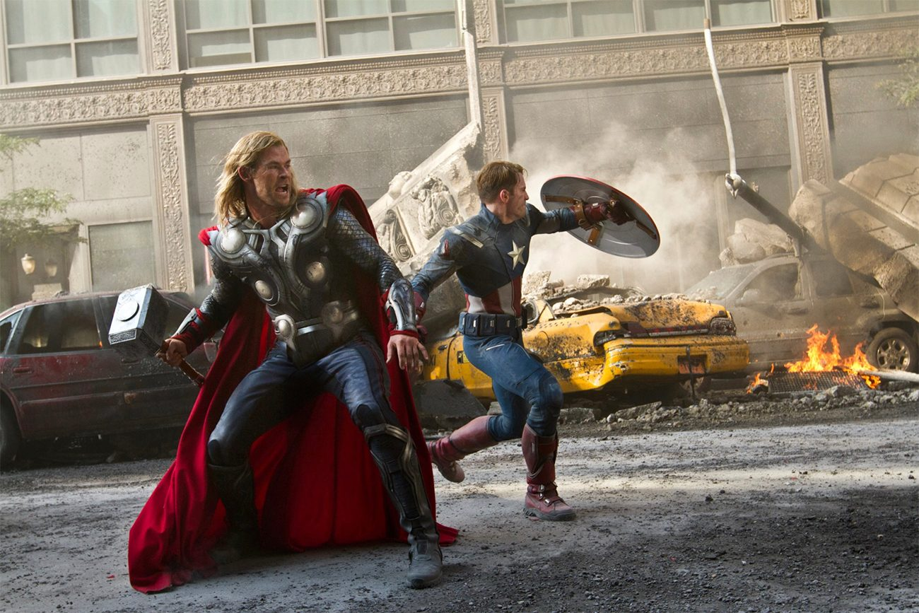 Best action movies on Netflix Canada - Marvel's The Avengers