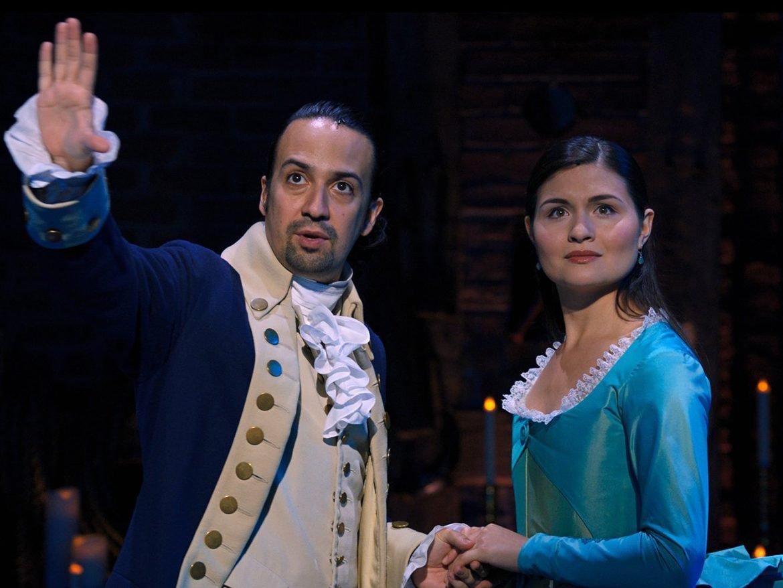 Best Shows on Disney+ Canada - Hamilton