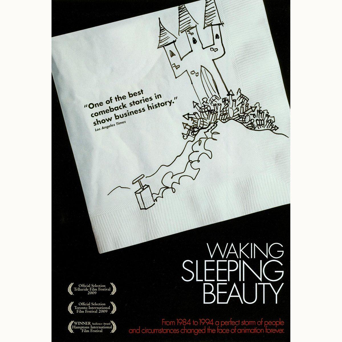 Best Shows on Disney+ Canada - Waking Sleeping Beauty