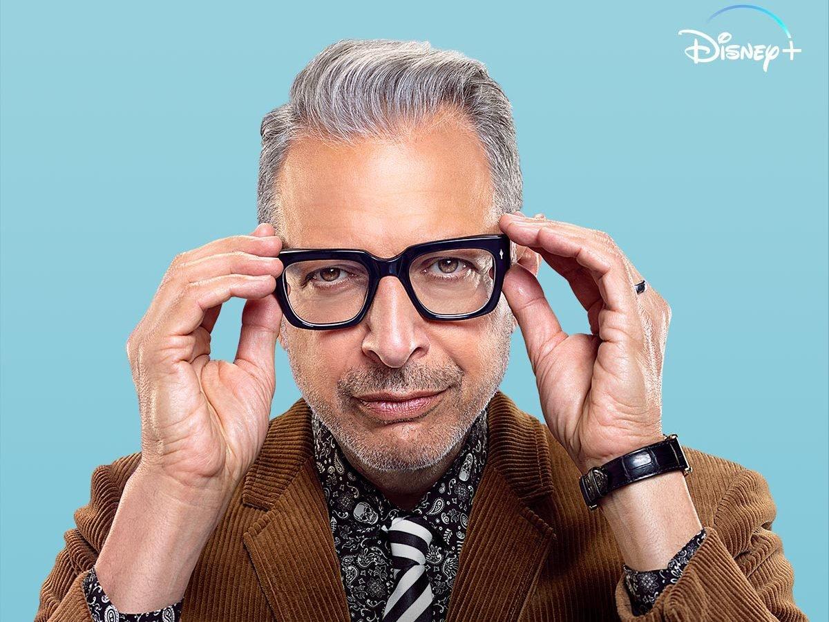 Best Shows on Disney+ - The World According to Jeff Goldblum