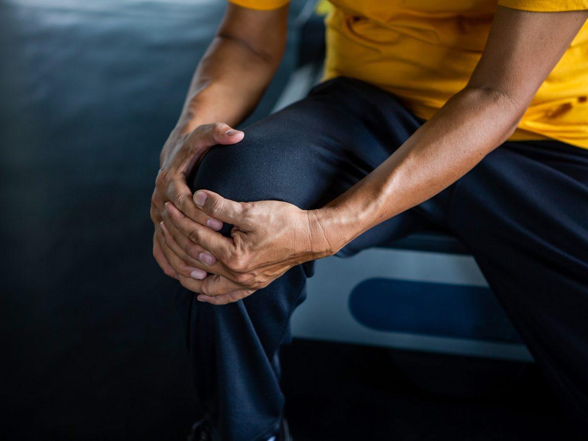 Arthritis knee pain