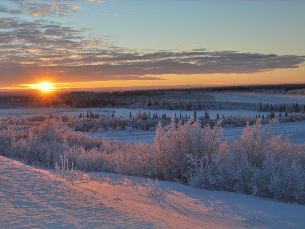 Northwest Territories landscape