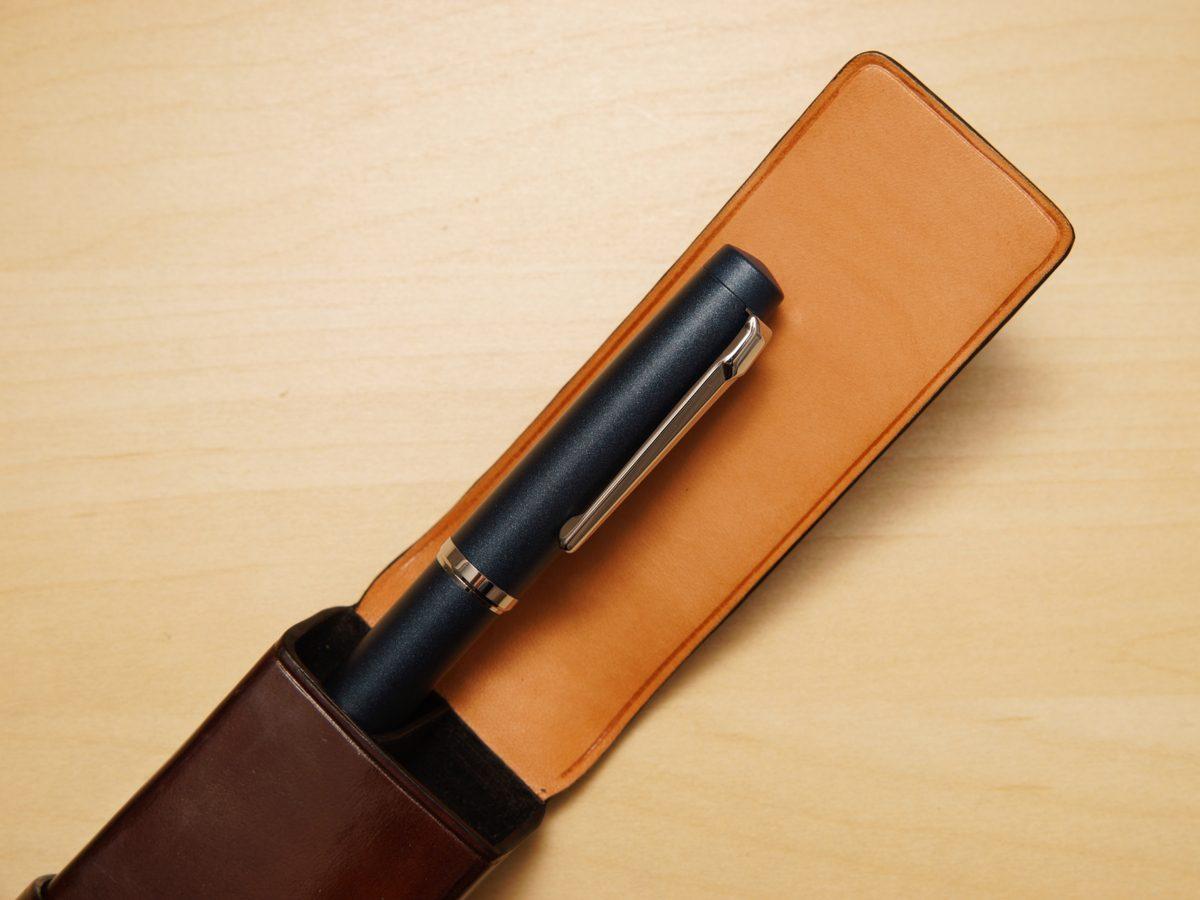 Ornamental case for pen