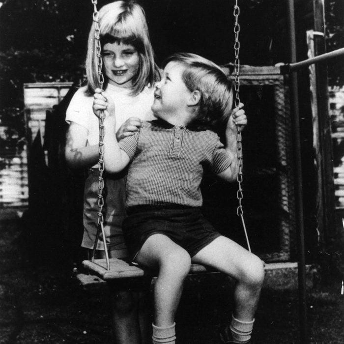 Princess Diana body language - Viscount And Lady