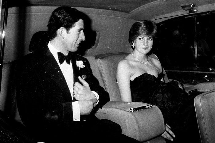 Princess Diana body language - Charles And Diana