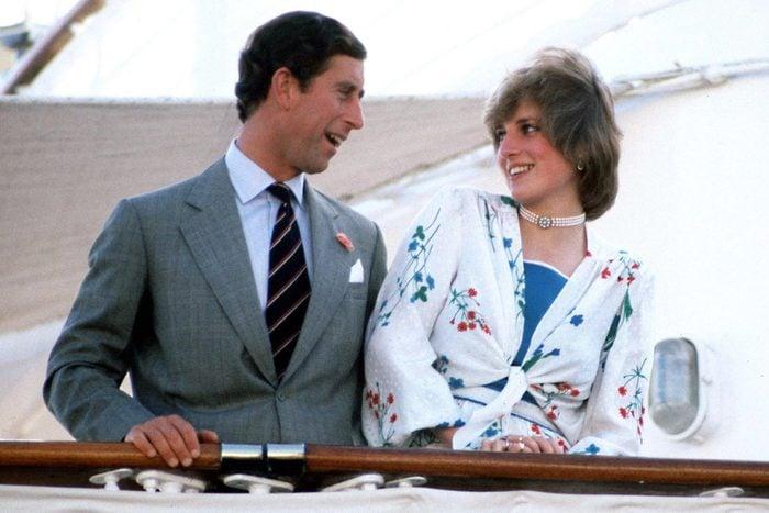 Princess Diana body language - Royal Honeymoon