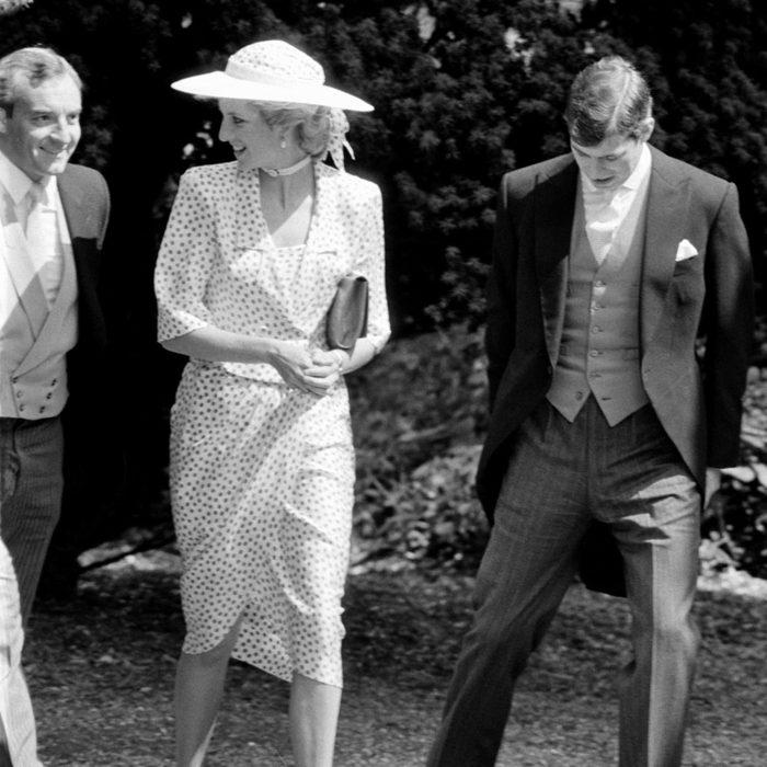 Princess Diana body language - PRINCESS AND BODYGUARD: 1985