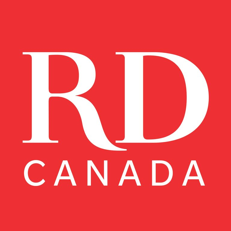 Reader's Digest Canada Logo