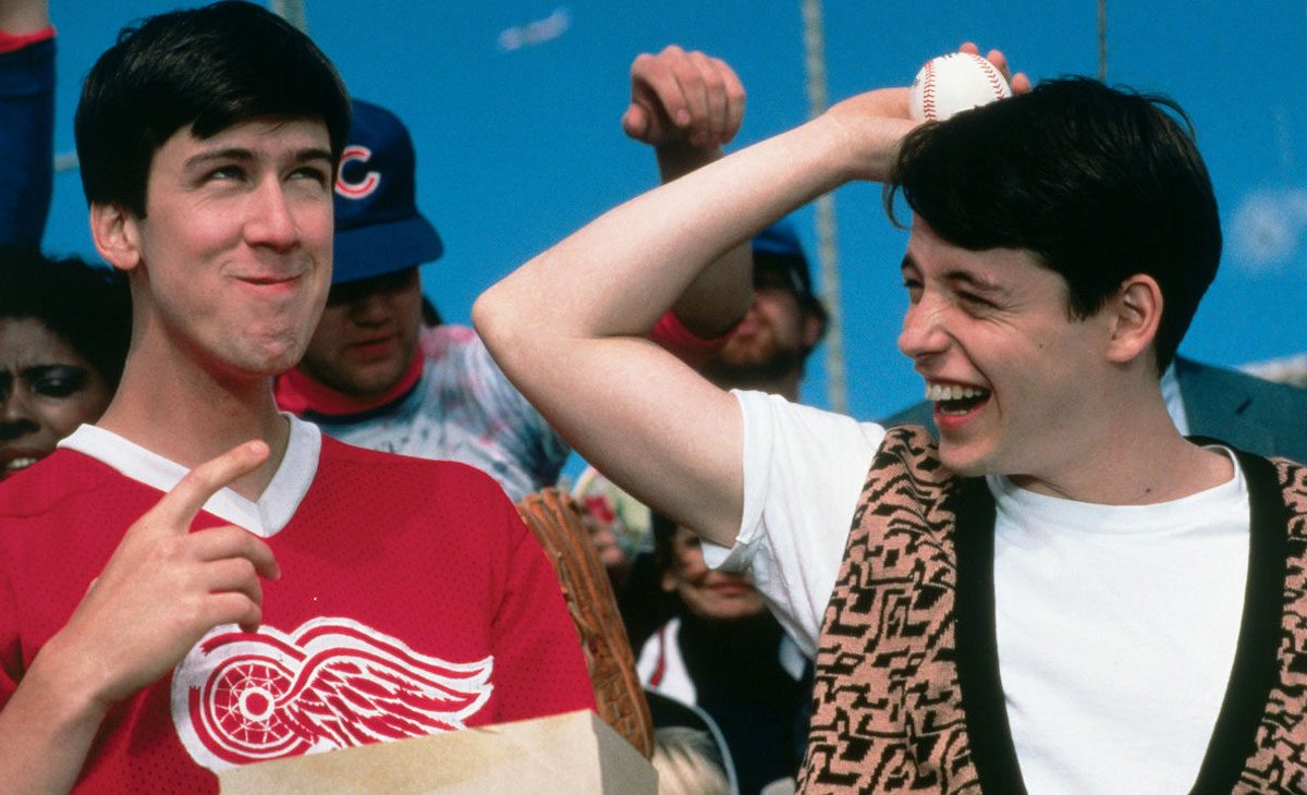 Best comedy movies on Netflix - Ferris Bueller's Day Off