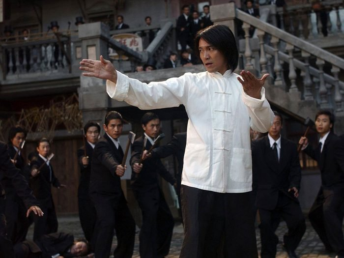Best comedy movies on Netflix - Kung Fu Hustle