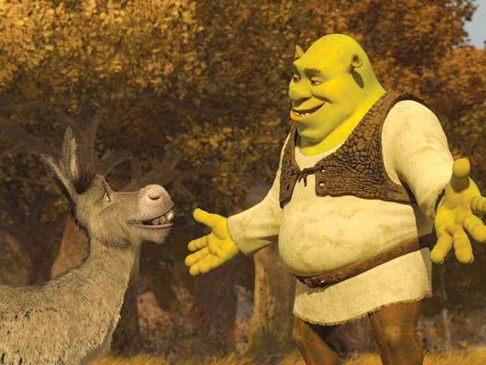 Best comedy movies on Netflix - Shrek