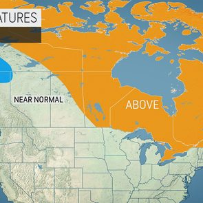 Fall 2020 Canada Weather forecast